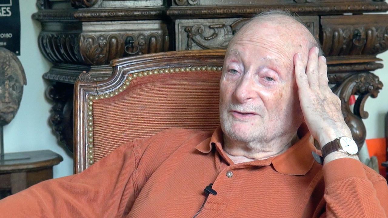 Image de la vidéo Michel Vinaver / Le premier texte de théâtre