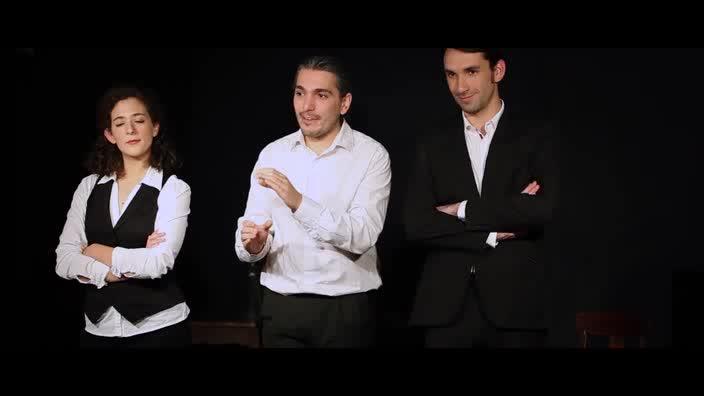 """Vidéo """"All'Arrabbiata - cabaret satirique"""" - Teaser"""