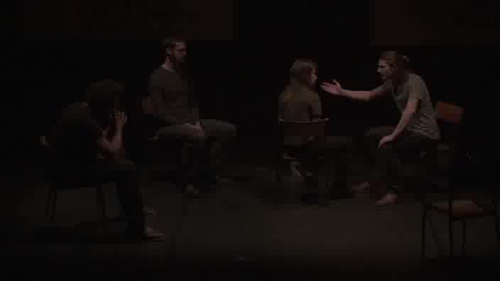 """Vidéo """"Iliade"""" d'après Homère, m.e.s. Pauline Bayle - Bande-annonce"""