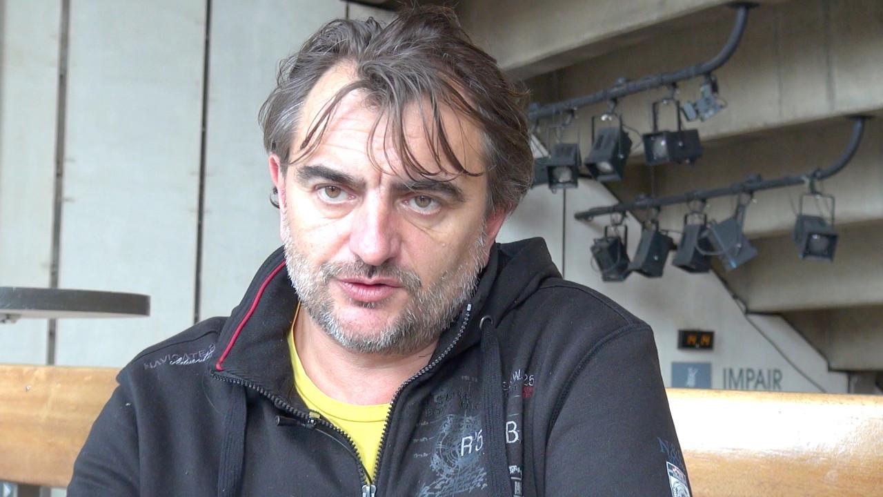 Image de la vidéo Gilles Granouillet / L'écriture au jour le jour