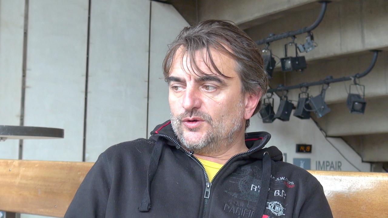 Image de la vidéo Gilles Granouillet / L'appropriation du texte