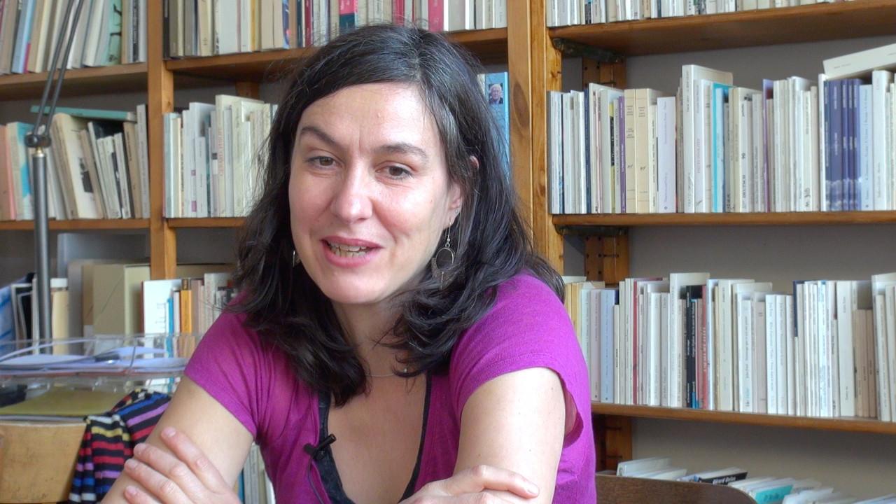Violaine Schwartz / La découverte du théâtre