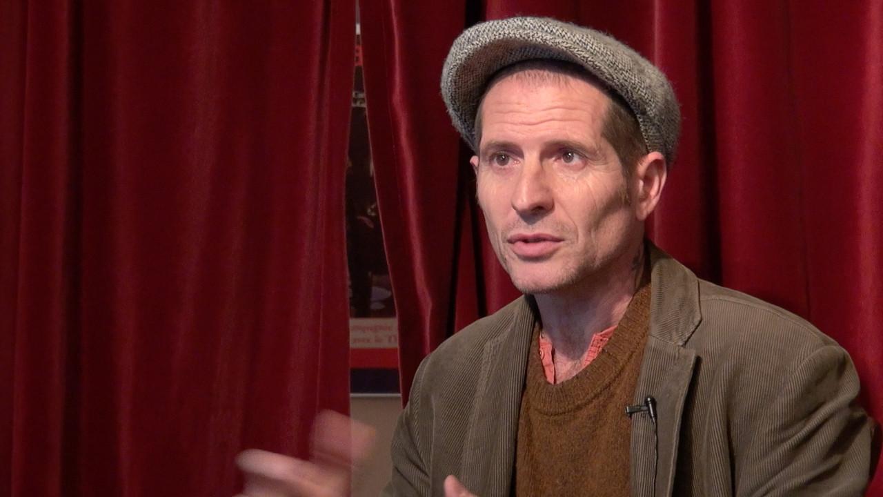 Filip Forgeau / La découverte du théâtre