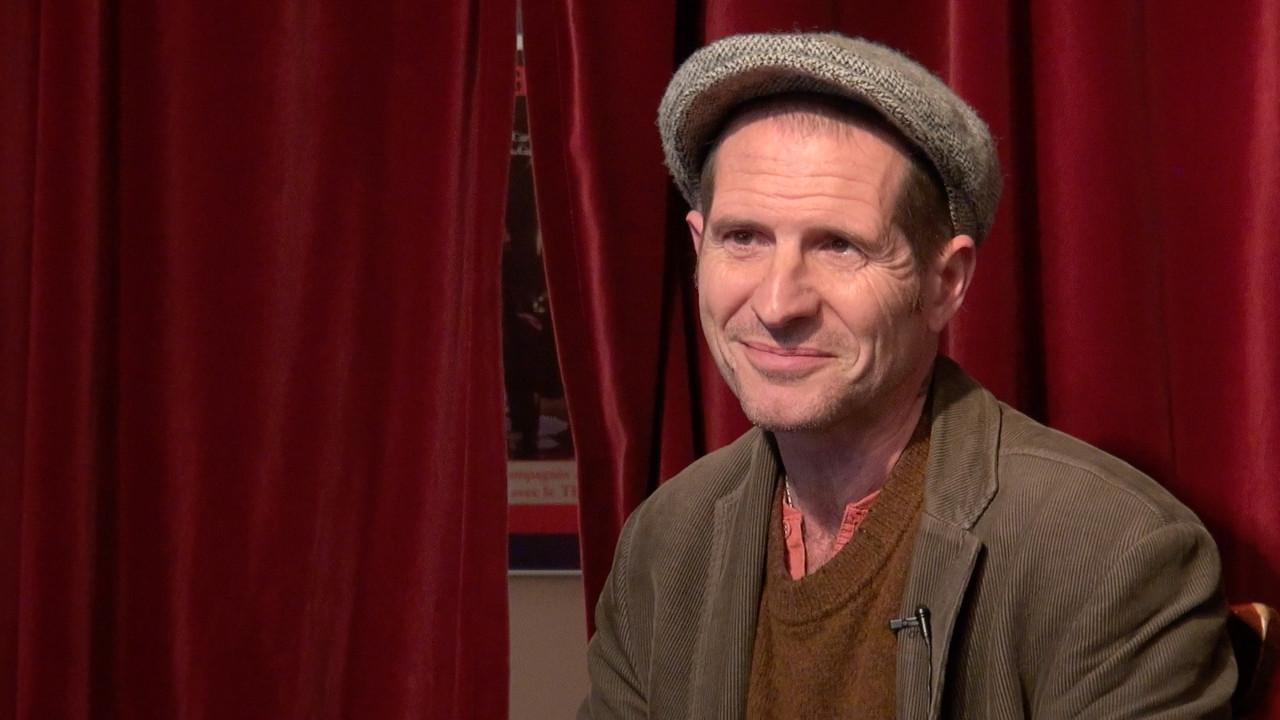 Image de la vidéo Filip Forgeau / Le premier texte de théâtre