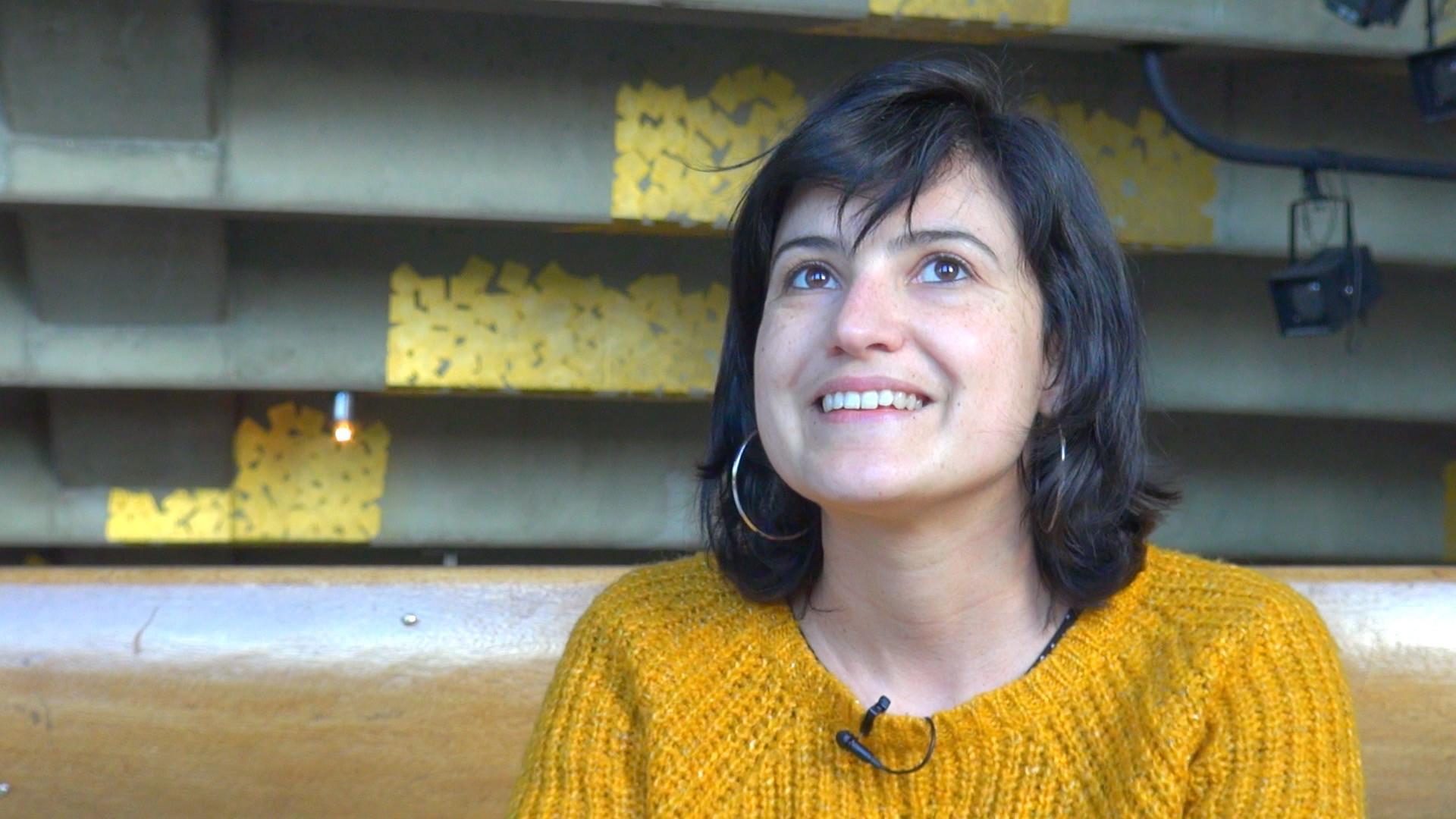 Image de la vidéo Mariette Navarro / Le premier texte de théâtre