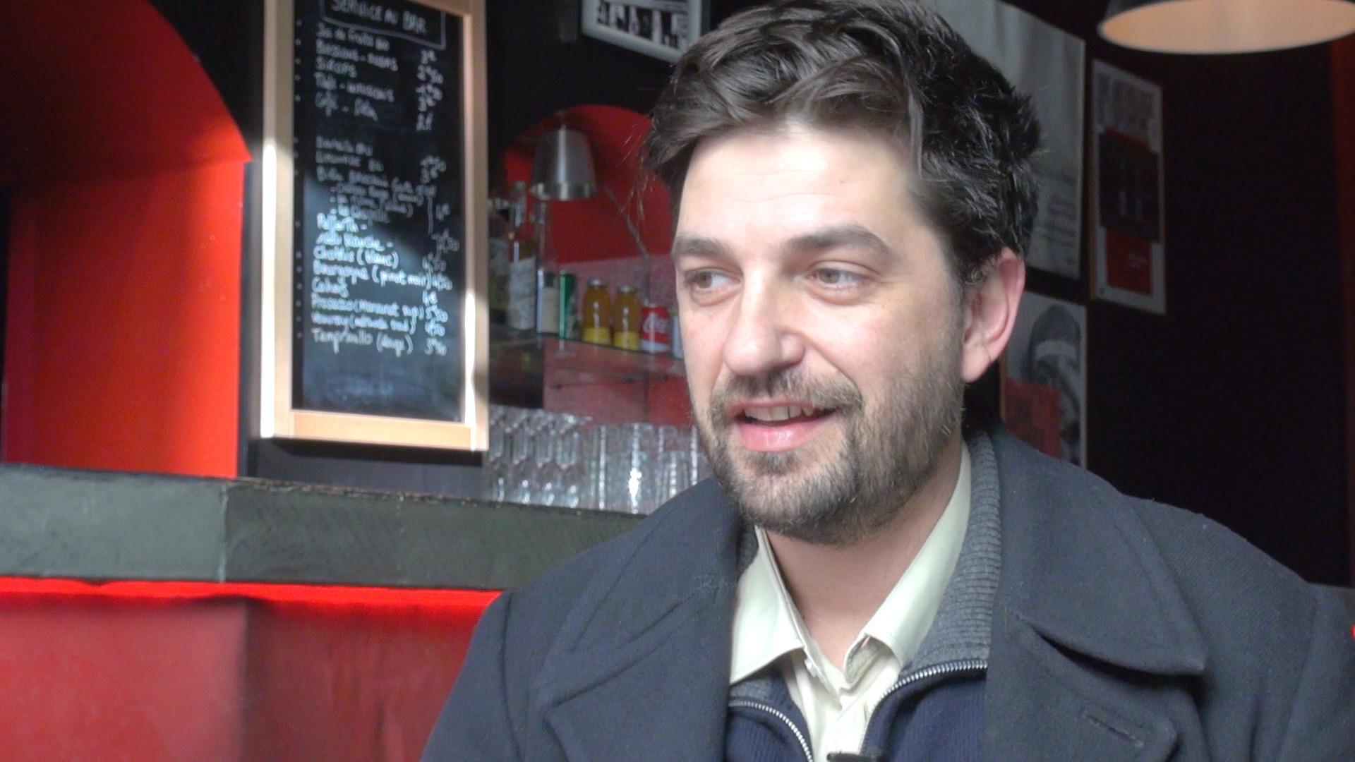 Tiago Rodrigues / La découverte du théâtre