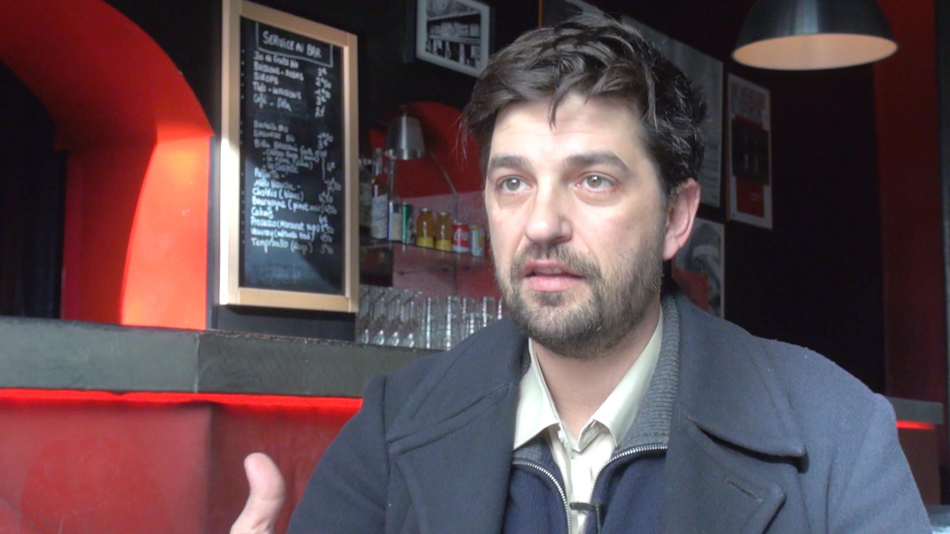 Image de la vidéo Tiago Rodrigues / Le premier texte de théâtre