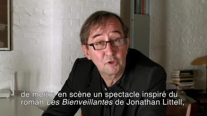 """Vidéo """"Les Bienveillantes"""" - Présentation par Guy Cassiers"""