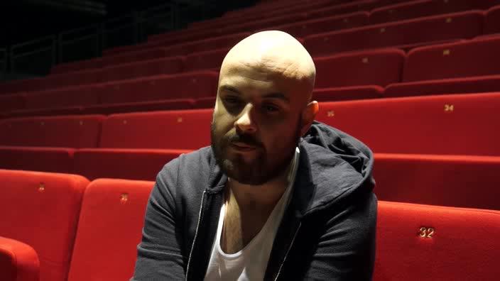 """Vidéo Julien Gosselin - """"2666"""""""