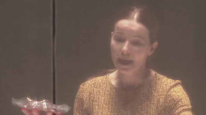 Vidéo La Ménagerie de verre - m.e.s. Daniel Jeanneateau - Extrait