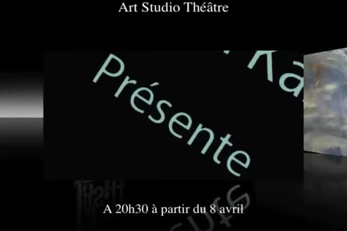 """Vidéo """"Opéra pour que le faible résiste"""" de Kazem Shahryari - Teaser"""