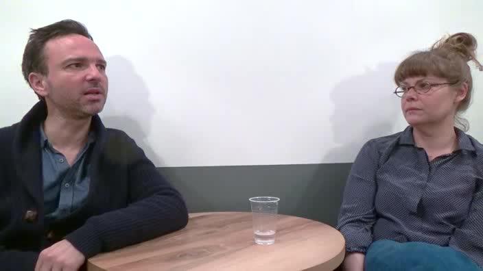 """Vidéo """"Rendez-vous gare de l'Est"""" - Interview d'E. Incerti Formentini et G. VIncent"""