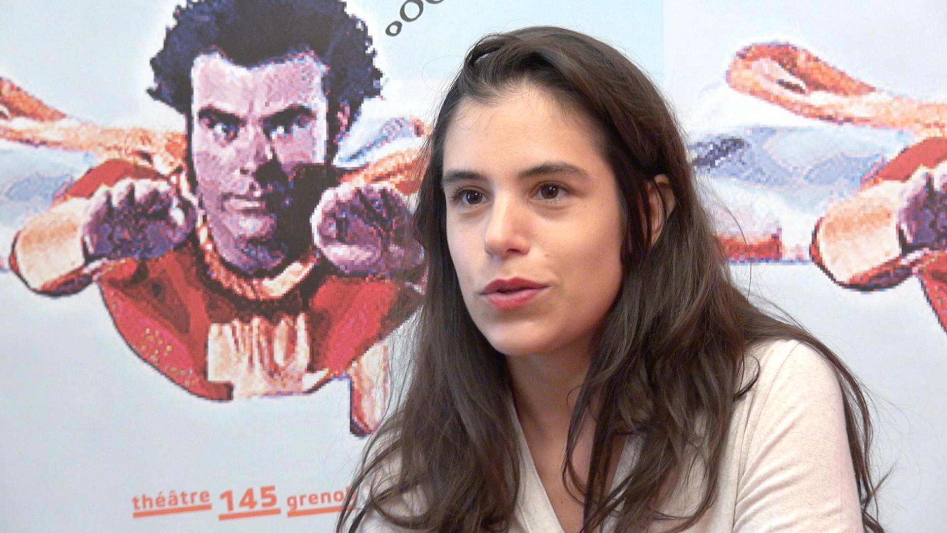 Image de la vidéo Laura Tirandaz - Le contexte menant à l'écriture