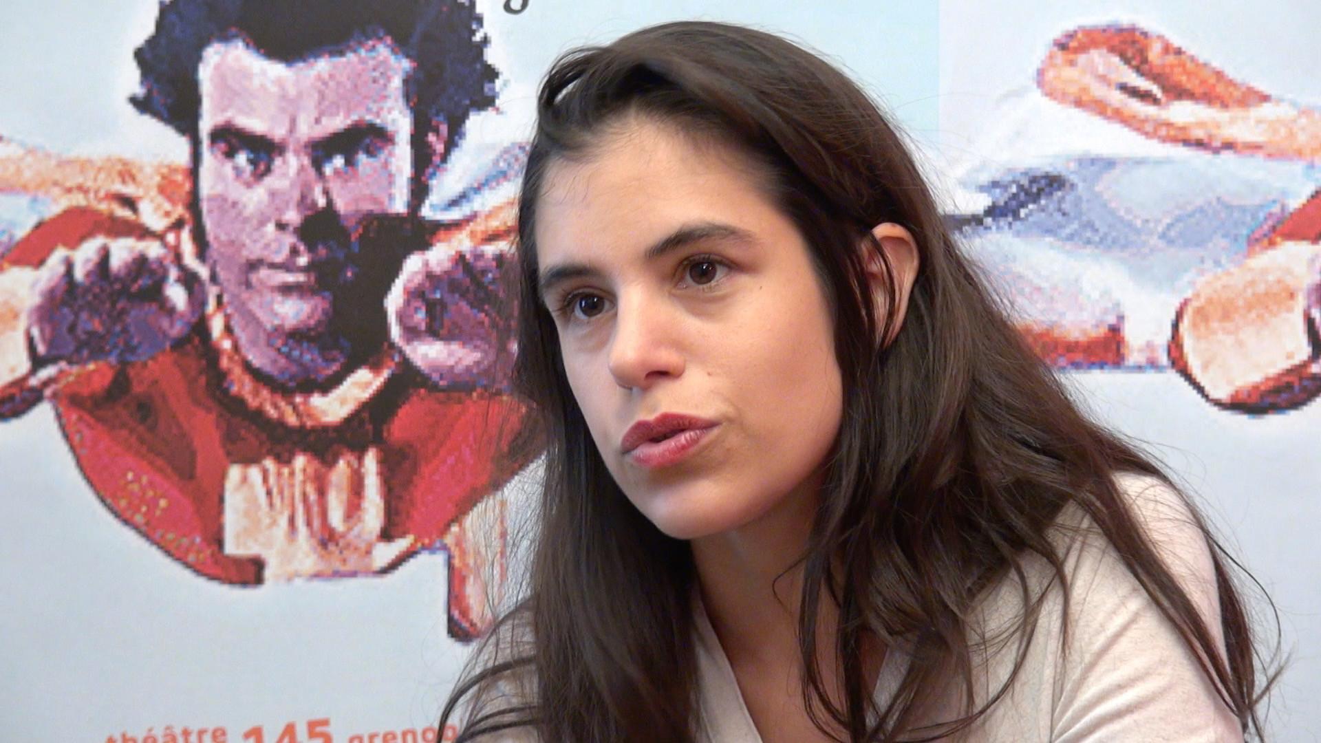 Questions à Laura Tirandaz