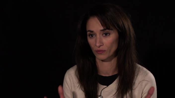 """Vidéo """"Je crois en un seul dieu"""" - Entretien avec Rachida Brakni"""