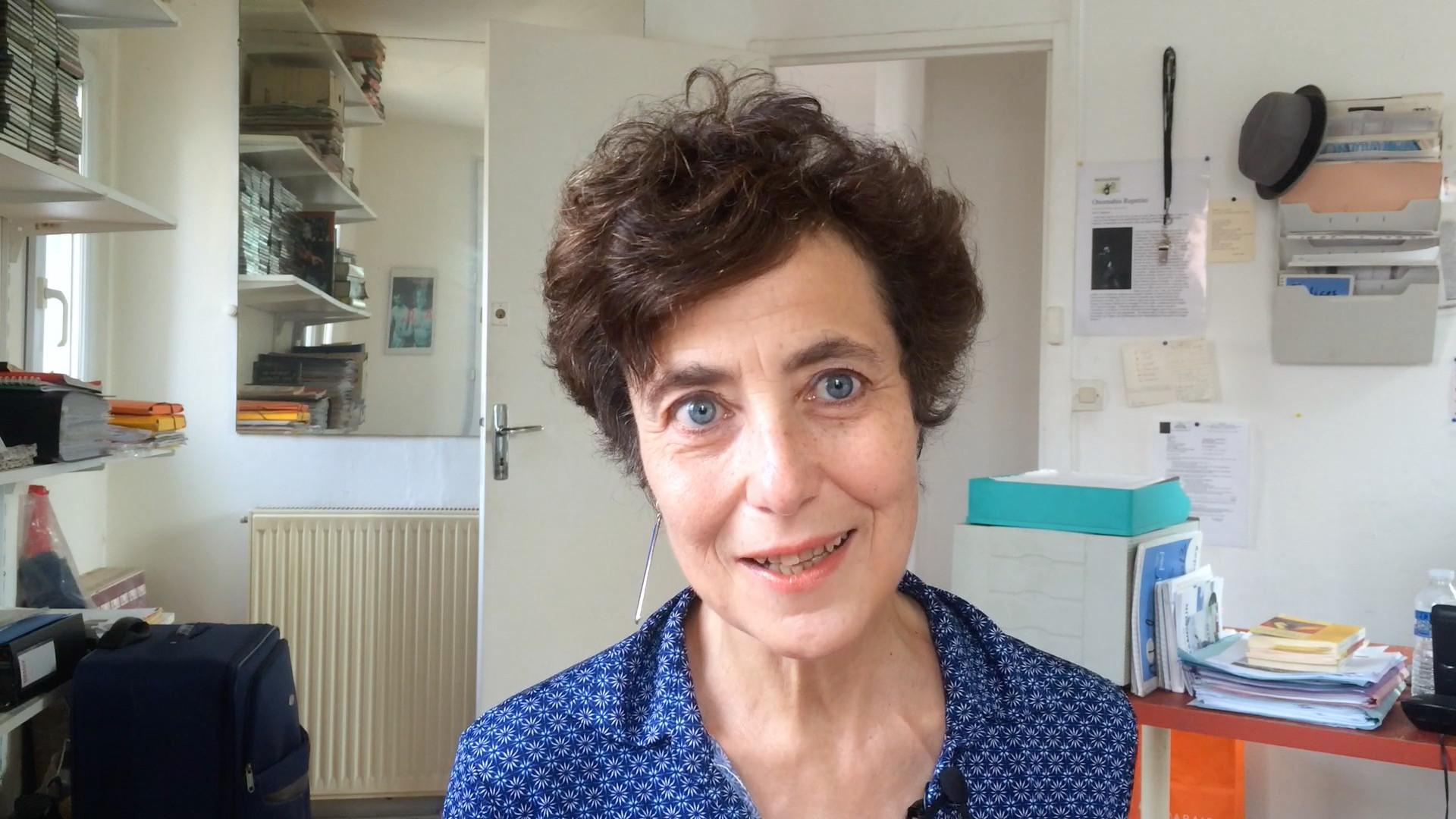 Questions à Claudine Galéa
