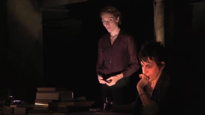 """Vidéo """"Les Insoumises"""" d'Isabelle Lafon - Teaser"""
