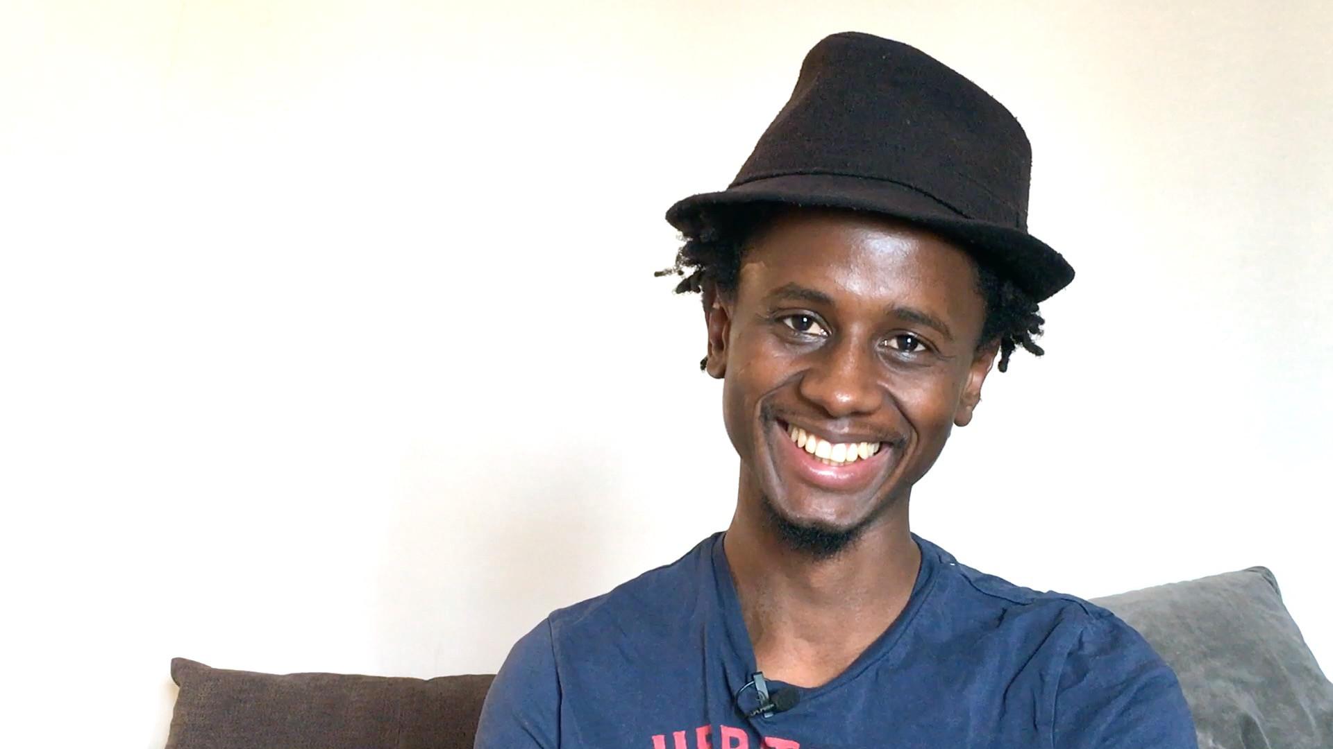 Image de la vidéo Hakim Bah