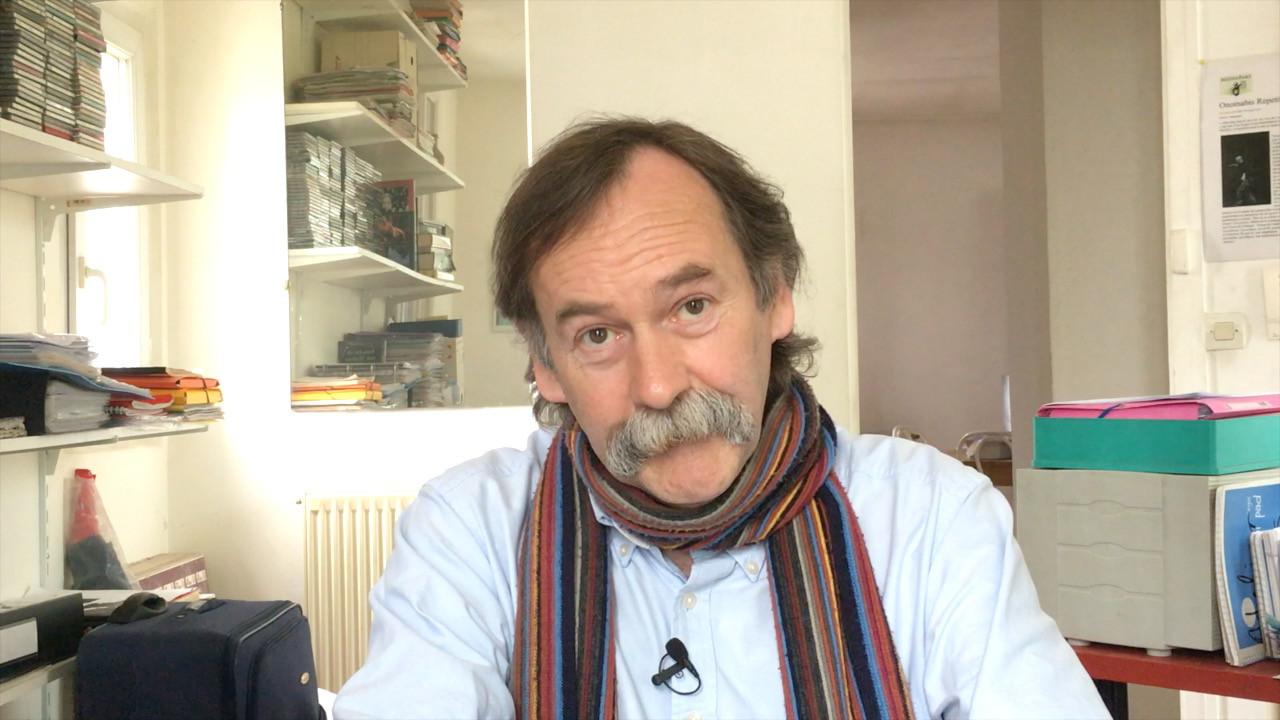 """Gilles Aufray, """"La découverte du théâtre"""""""