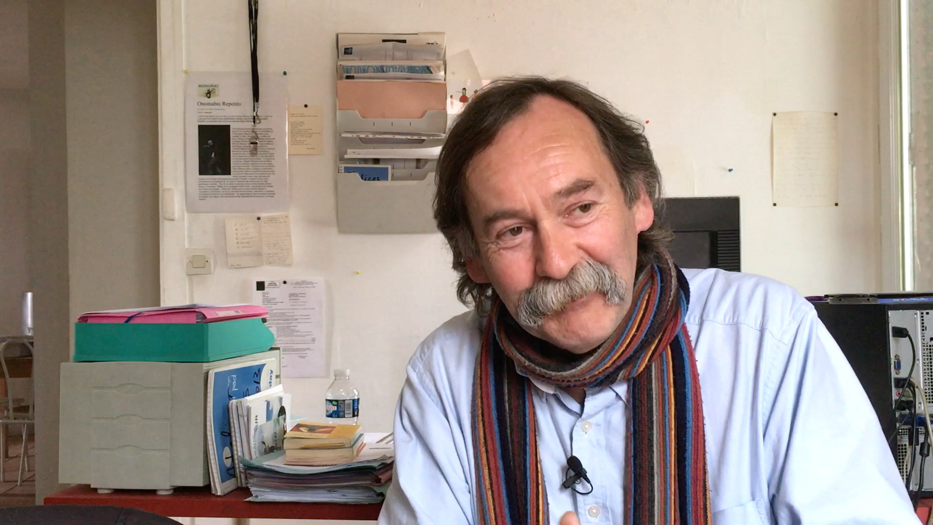 Image de la vidéo pour 'Hospitalités'