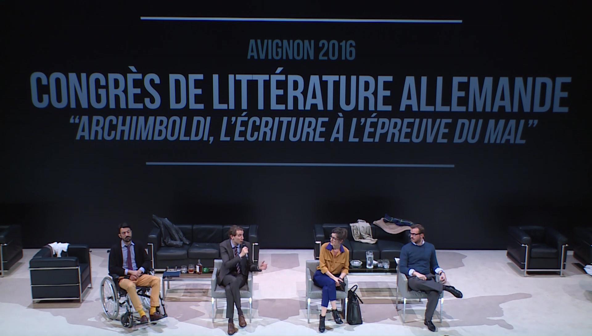 """Vidéo Julien Gosselin - """"2666"""" - Extrait"""
