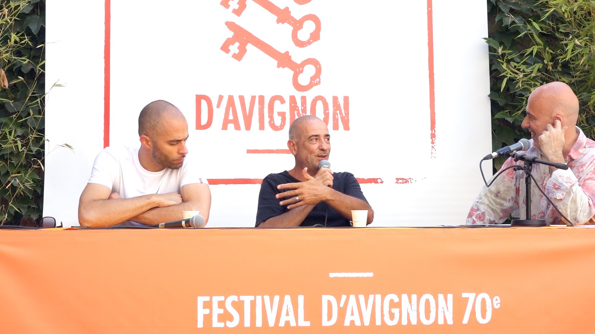 """Vidéo Marc Nammour et Serge Teyssot-Gay pour """"99"""" et """"Kit de survie"""""""