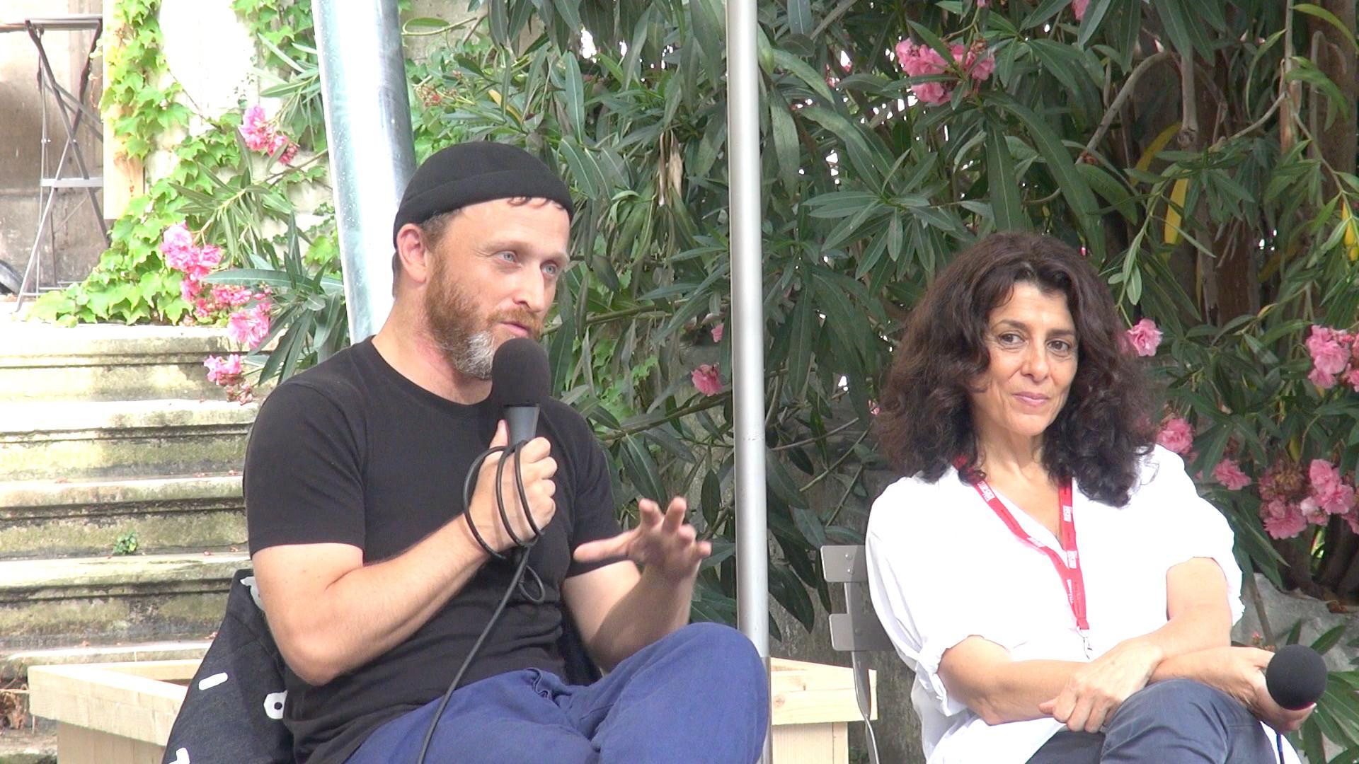 """Vidéo """"Babel 7.16"""", dialogue artistes-spectateurs"""