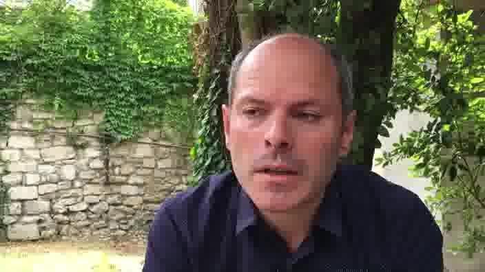 Image de la vidéo Ronan Chéneau - Le premier texte de théâtre