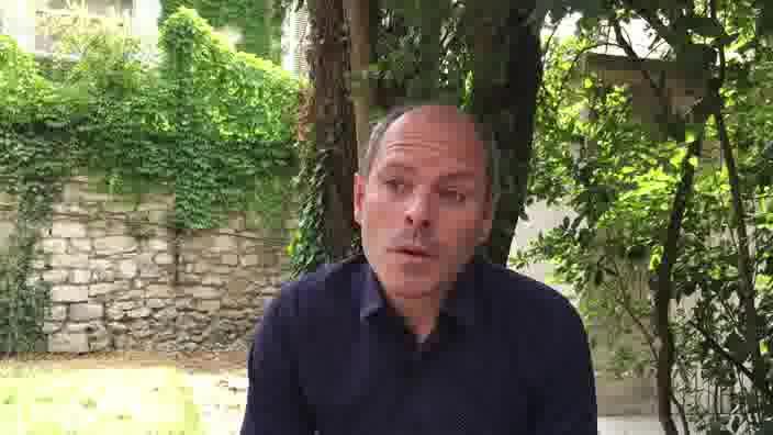Image de la vidéo Ronan Chéneau - L'appropriation du texte