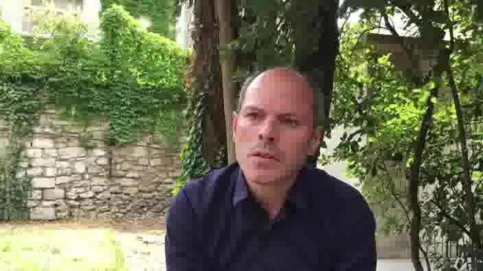 Image de la vidéo Ronan Chéneau - L'écriture au jour le jour