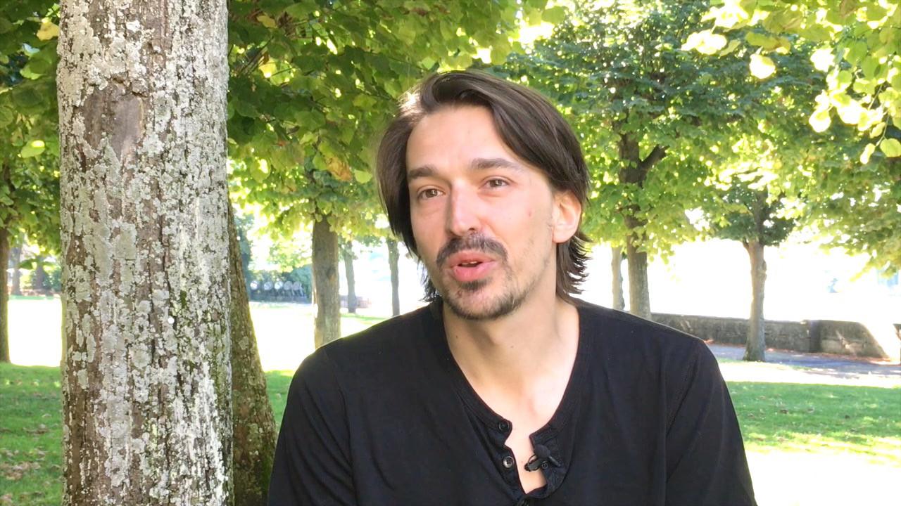 Image de la vidéo pour 'Benjamin Walter'