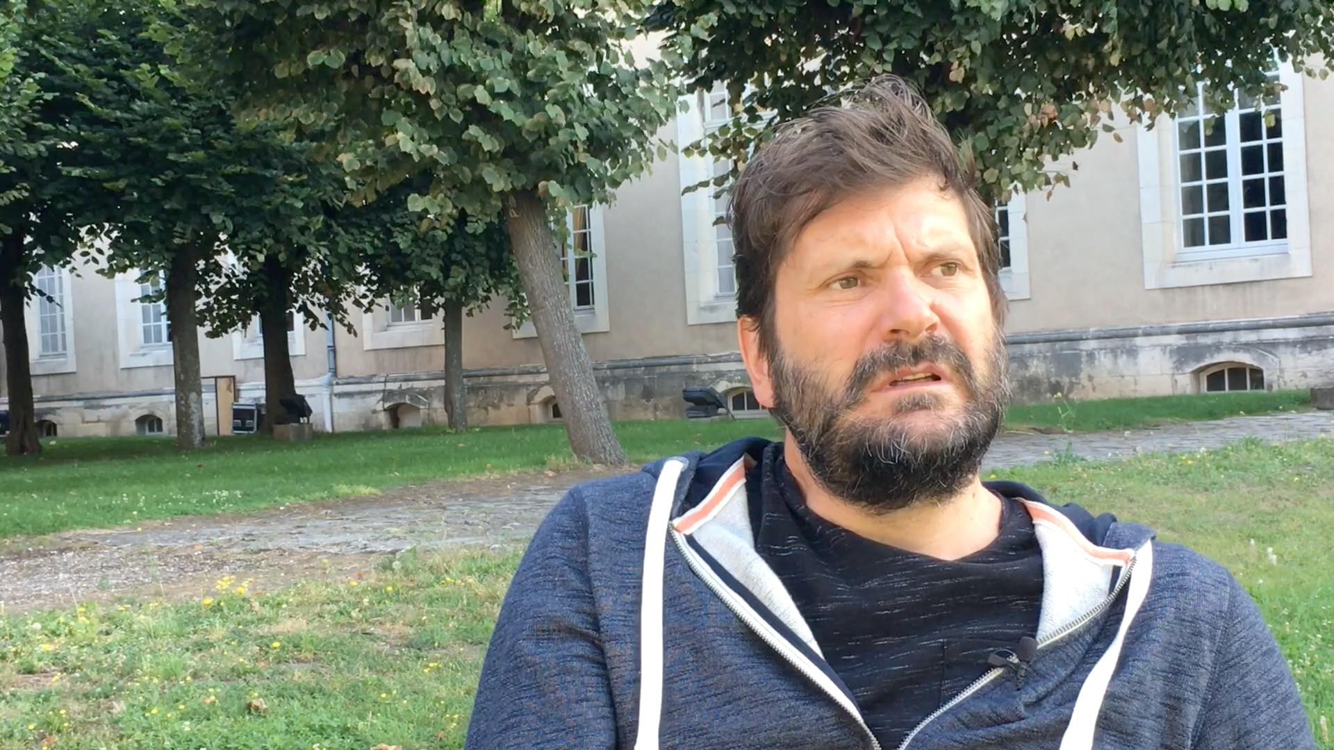 Questions à Frédéric Vossier