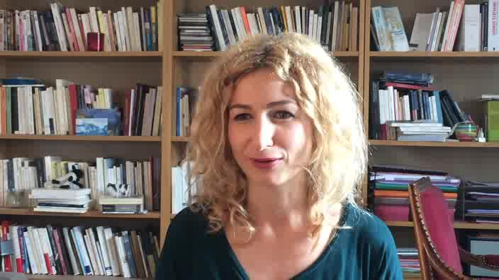 Image de la vidéo Léonore Confino - L'écriture au quotidien