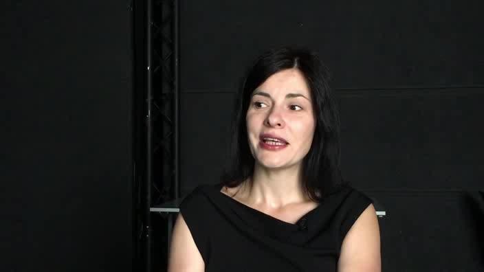 """Carole Thibaut - """"La découverte du théâtre"""""""