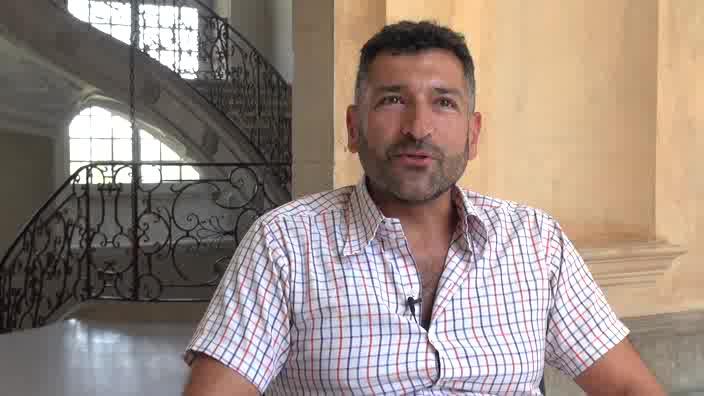 Image de la vidéo Pedro Kadivar,