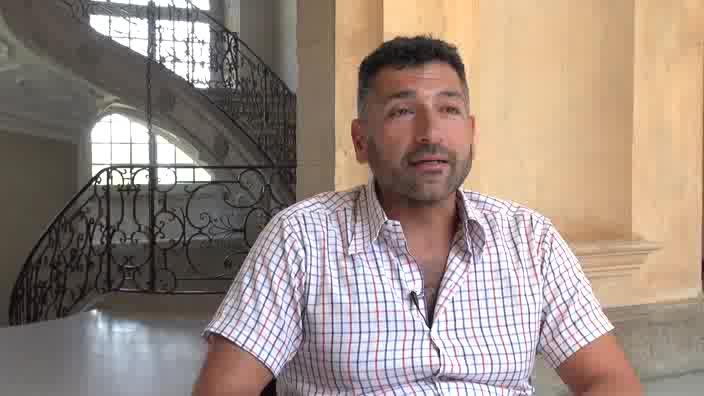 """Pedro Kadivar, """"La découverte du théâtre"""""""