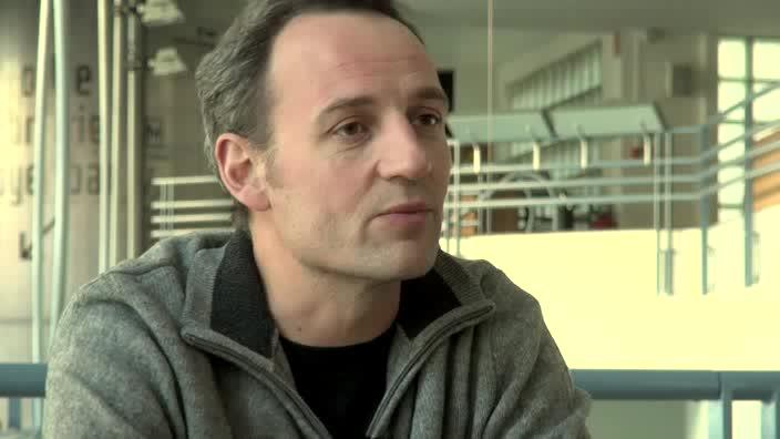 """François Begaudeau, """"Le découverte du théâtre"""""""