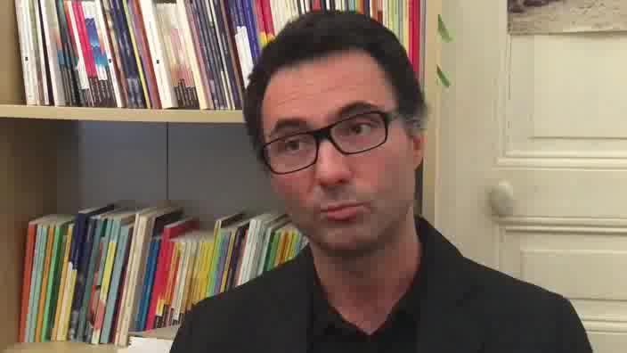 Image de la vidéo Laurent Contamin,