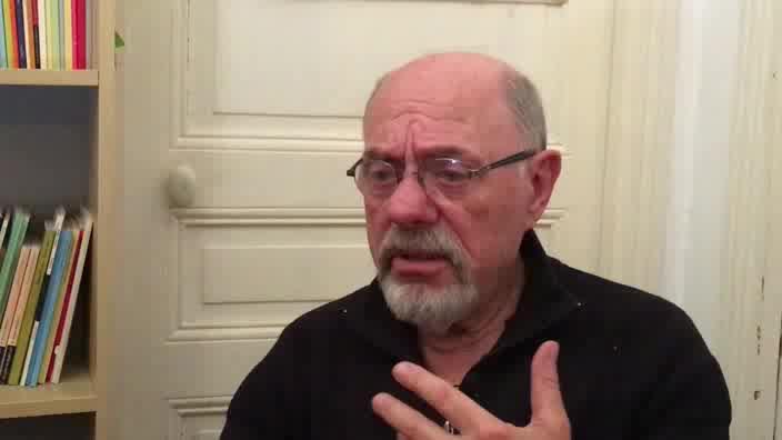 Image de la vidéo Michel Simonot,