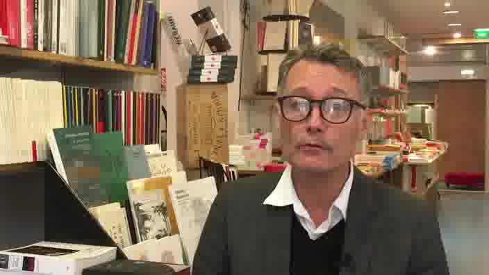 """Christophe Pellet, """"La découverte du théâtre"""""""