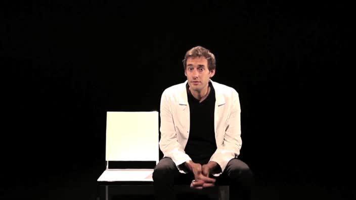 """Vidéo """"Réparer les vivants"""", adaptation et m.e.s. Emmanuel Noblet - Bande-annonce"""