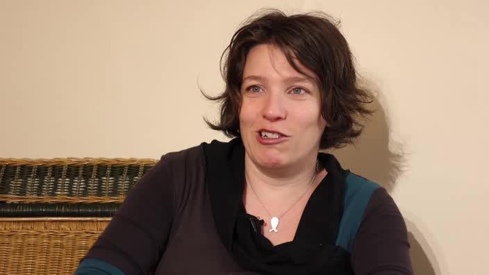 """Marcelle Dubois, """"La découverte du théâtre"""""""