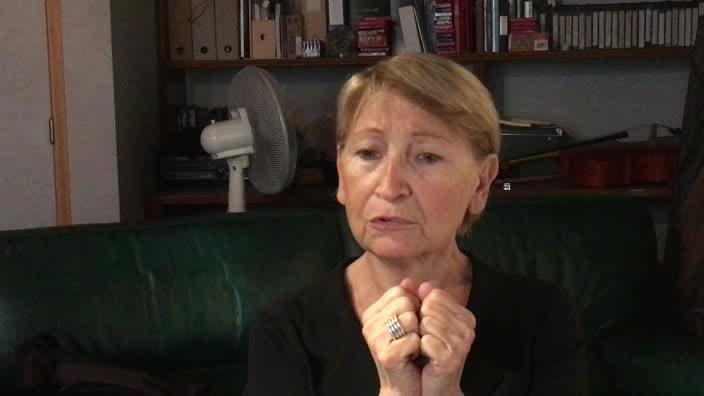 Image de la vidéo Suzanne Joubert -