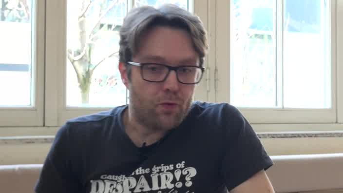 Image de la vidéo Alban Lefranc,