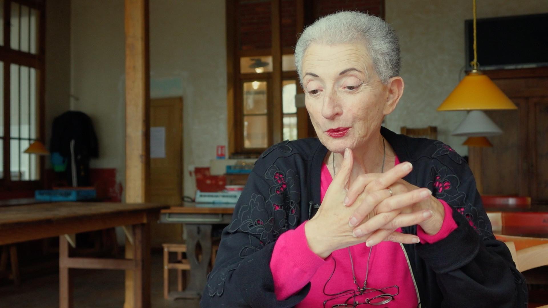 """Vidéo Hélène Cixous, """"Une chambre en Inde"""" / La place de l'auteure"""