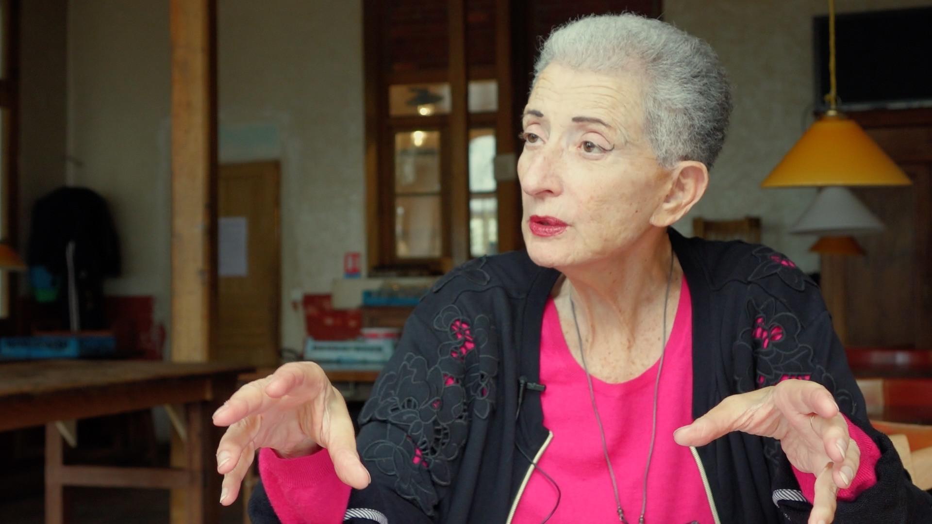 """Vidéo Hélène Cixous, """"Une chambre en Inde"""" / Le processus d'écriture"""