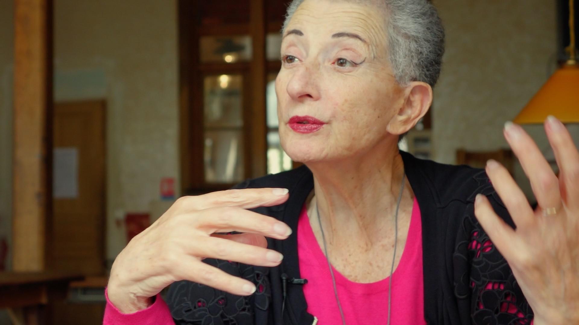 """Vidéo Hélène Cixous, """"Une chambre en Inde"""" / L'œuvre personnelle, les interférences"""