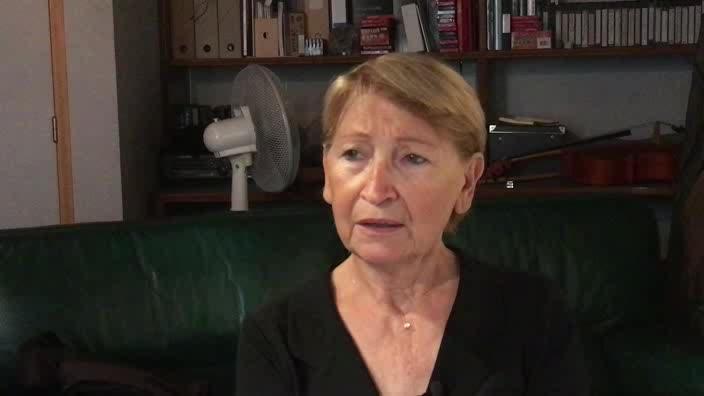 Questions à Suzanne Joubert