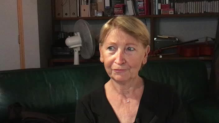"""Suzanne Joubert - """"La découverte du théâtre"""""""