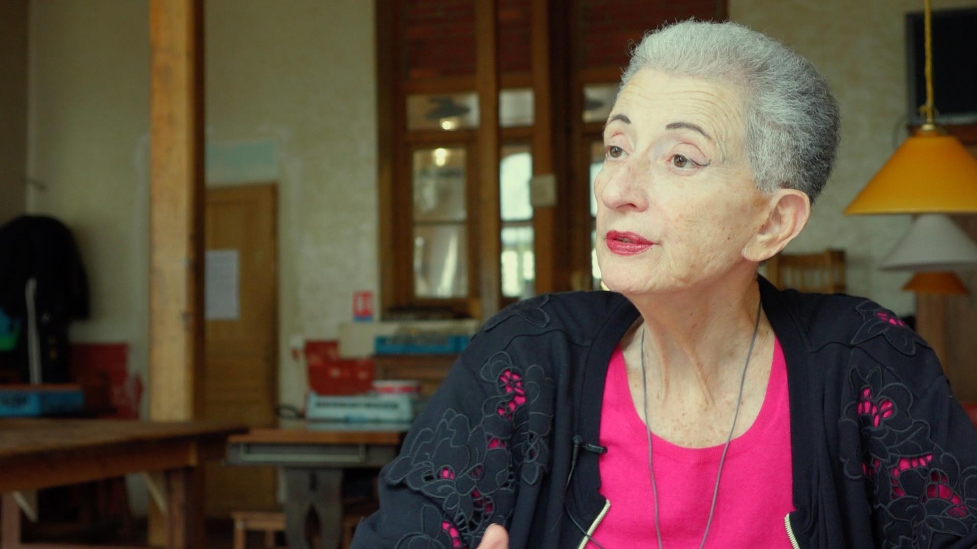 """Vidéo Hélène Cixous, """"Une chambre en Inde"""" / Comment parler du monde aujourd'hui ?"""